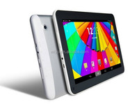 10 inch Quad Core IPS MT8382 Ram1G Rom8GTablet android 4.2 Cortex A7 1.2GHz 1024*600 front 0.3 rear2.0 3g GPS+Wifi+5.0Mp