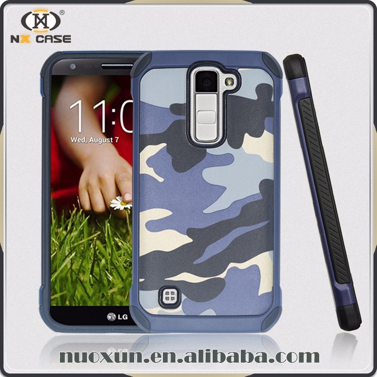 Factory supply mobile phone case back cover for lg k8