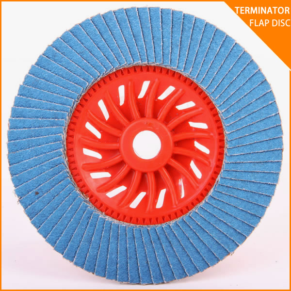 T27 stone polishing and grinding wheel flap disc for metal