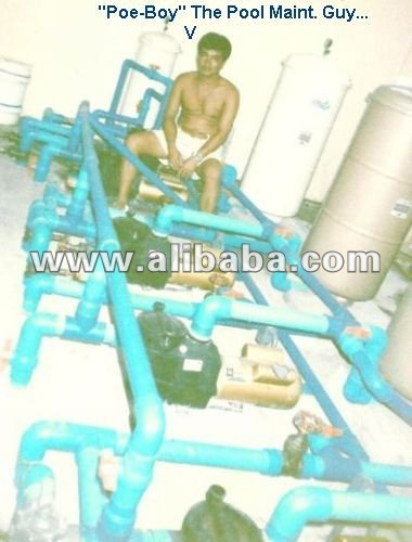 Commercial Swimming Pool Filtration Systems