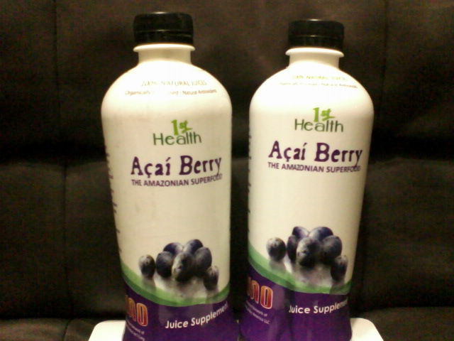 1st Health Acai berry 1000ml