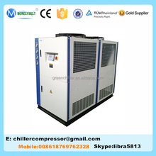 Hermetic Copeland Compressor 20HP Water Chiller for Cooling oil