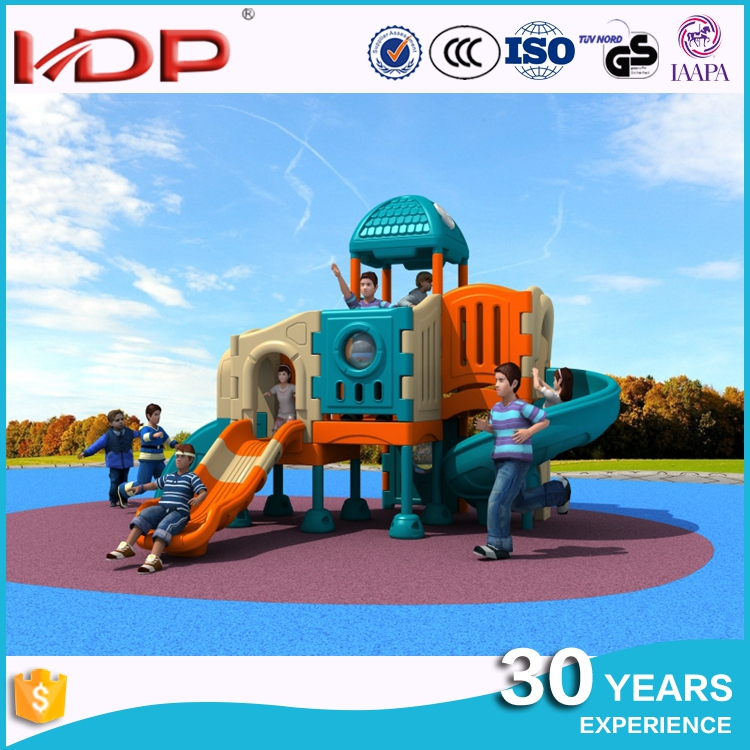 High Strength factory supply outdoor kindergarten playground equipment
