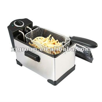 3L detachable deep fryer XJ-10302
