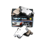 clip brake pads GDB1336 For CITROEN