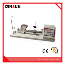 textile test equipment yarn twist test machine manufacturer