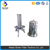 Water Treatment Stainless Steel Sanitary Cartridge
