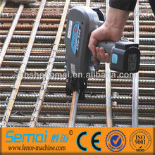 Good quality new automatic electric rebar tying machine China factory price for sale