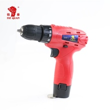 Factory supply 12v hand machine cheap price electric cordless drill