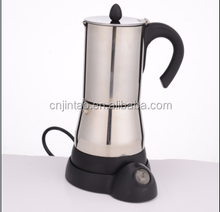 Espresso coffee maker Stainless steel coffee machine home coffee pot