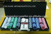 11.5g poker chip set