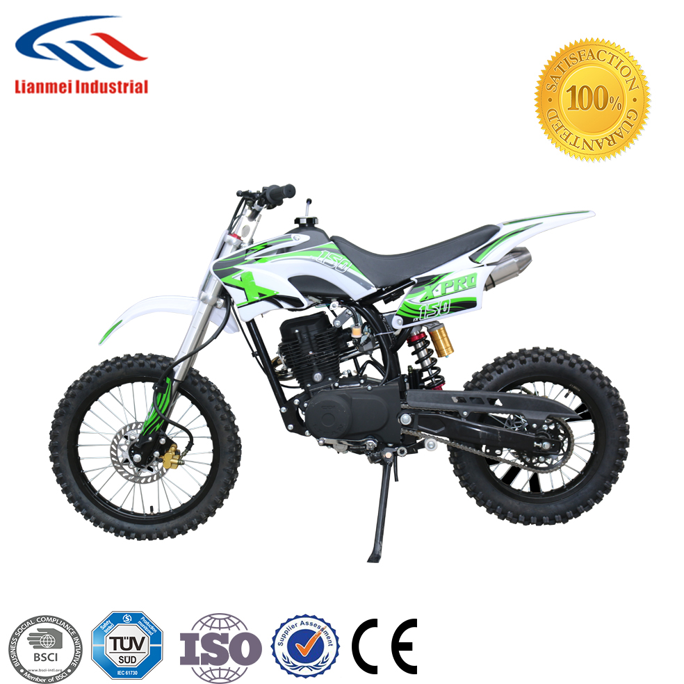 150cc dirt bike/pit bike/gas pocket bike for sale