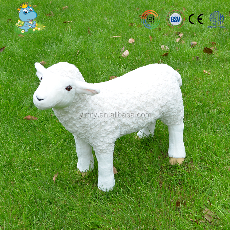 Wholesale Vivid Top Quality Custom Soft toy Cute Stuffed sheep Toy