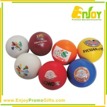 Eco-friendly Material Logo Printed Top Quality PU Ball