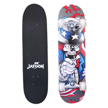 wooden 2017 fashion street skateboard complete