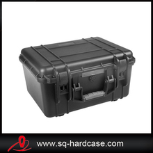 Dust Water Proof Air Tight Foam Black Equipment hard case