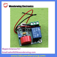 0-5A switch 24V 0-5A AC current detecting sensor module