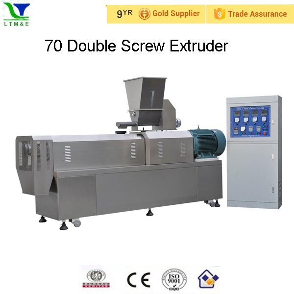 Wholesale High Capacity Extruded Dry Dog And Cat Food Machines