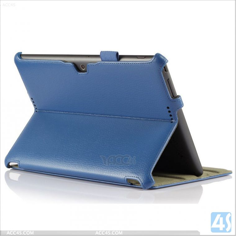 Kids Proof Tablet Leather Case with Handle for ASUS ME102A P-ASUSME102ACASE003