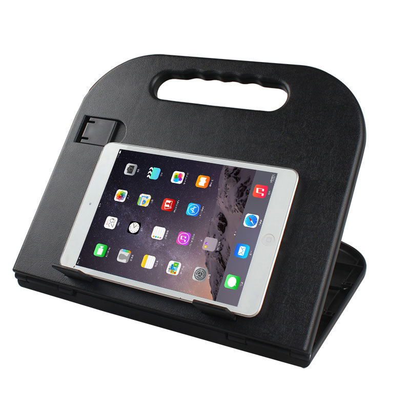 unique multifunction adjustable tablet holder & laptop cooling pad with CE RoHS
