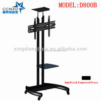 Mobile TV Cart TV STAND with Mount for 32'' - 65