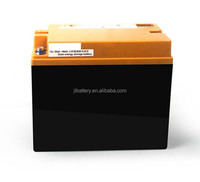 Rechargeable 26650 lifepo4 12V 30Ah battery pack for storage