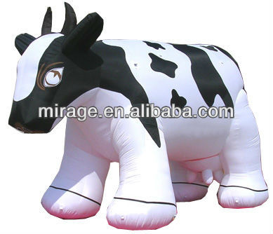 2013 hot-selling inflatable toy/ outdoor inflatable toy Inflatable Milk Cow
