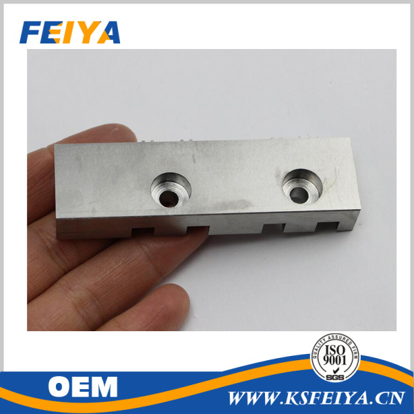 Precision CNC grinding steel spare parts for machinery equipment accessory
