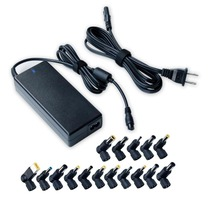 120W universal automatic laptop AC Power Adapter Charger, 120w universal notebook power adapter with 8 tips