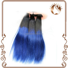 Alibaba wholesale human hair extension ombre color cheap virgin brazilian hair