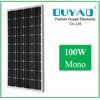 2016 Best Price High Efficiency Hottest Selling 100 Mono Solar Panle Manufacturer in China
