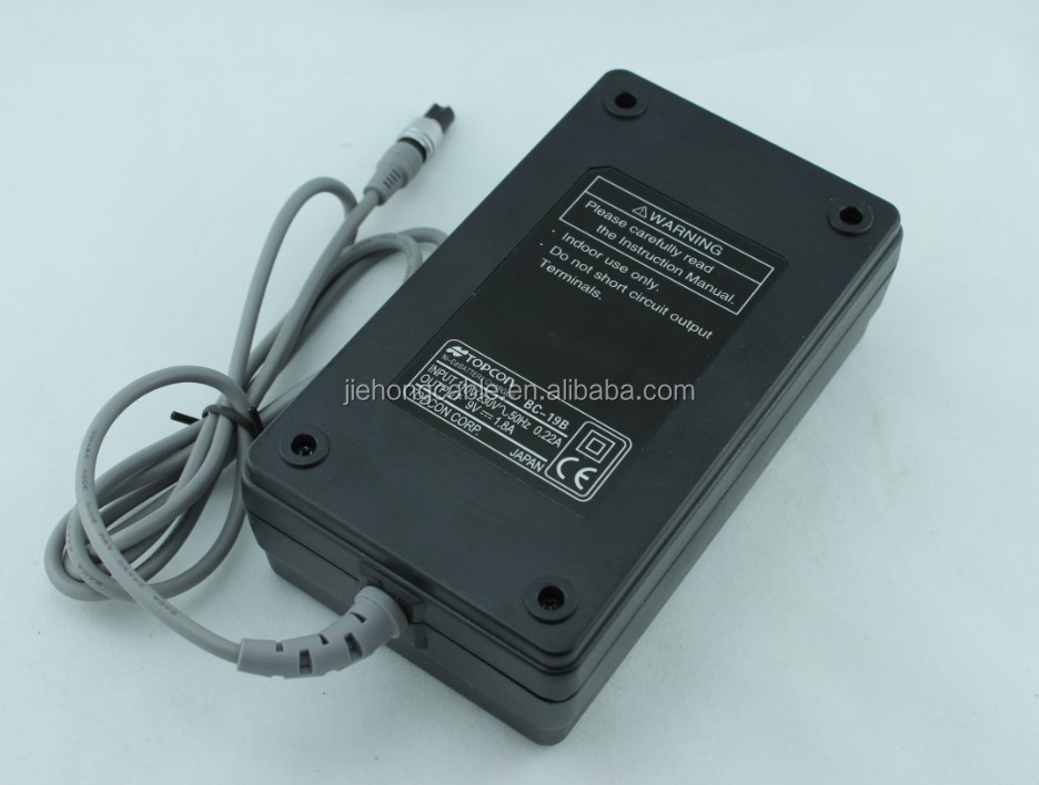 survey instrument accessories BC-19B Battery Charger for Topcon