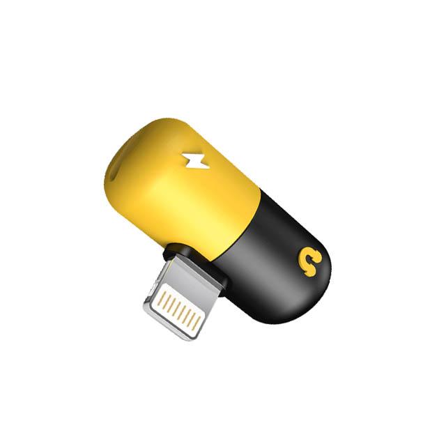 Maigoole et Musique Double 8pin Séparateur Multifonction Adaptateur de téléphone Pour Apple - ANKUX Tech Co., Ltd
