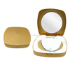 china mirror factory magnifying mirror with light LED compact mirror
