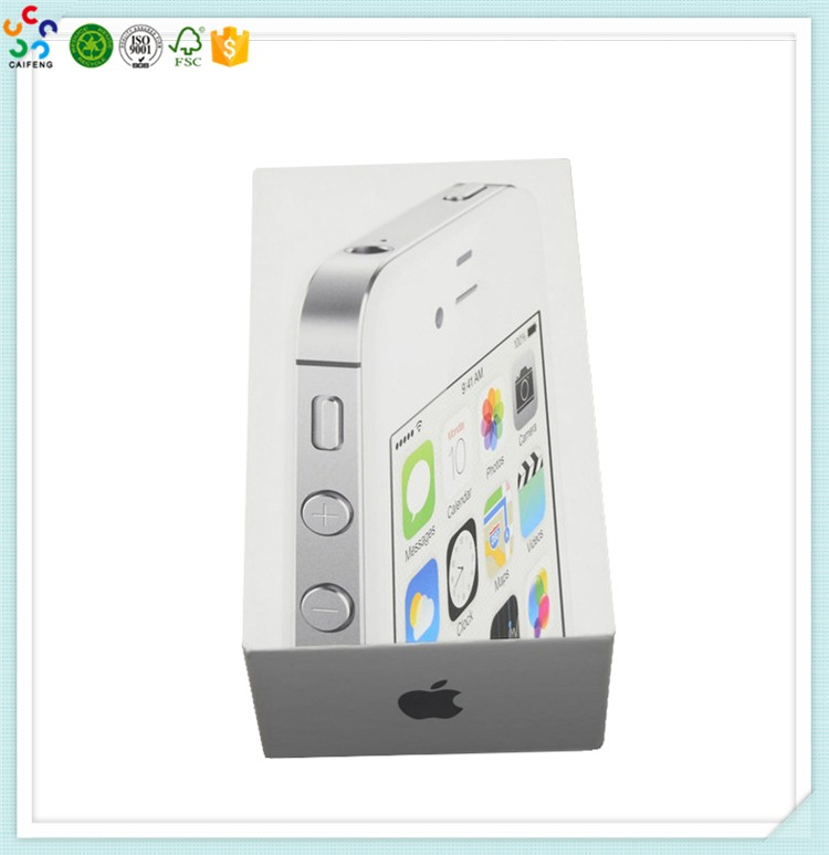 Custom universal empty mobile phone cell phone unlocking box for wholesale