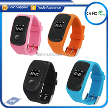 children smart watch safety kids smart wrist band anti lost sos button