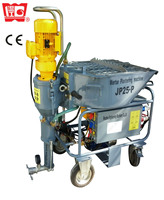25L/min JP25 automatic wall plaster render machine