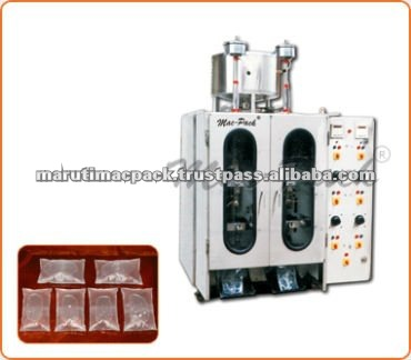 synthetic juice pouch filling sealing machine
