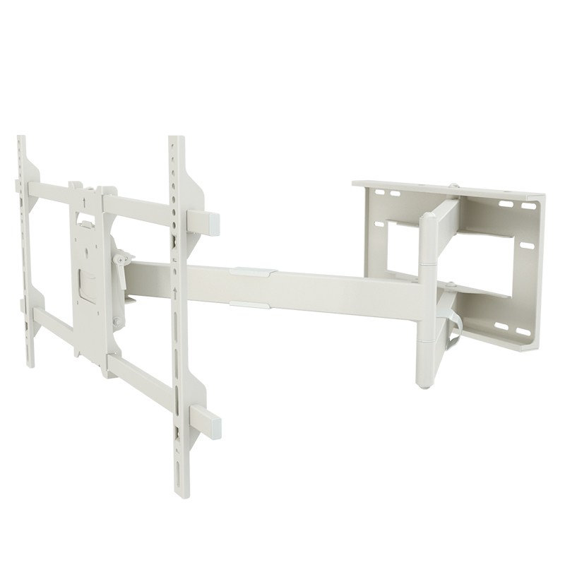 Support Large Screen TV Sliding Wall Bracket Wall Mount TV With Max Extension 1010mm