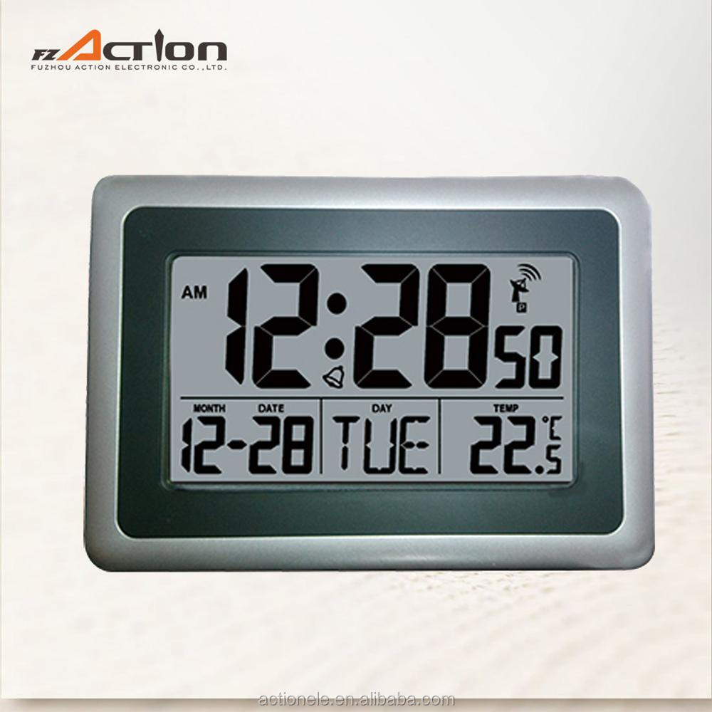Sound Controlled Digtial World Time Zone Clock