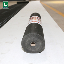 Flexible sbs elastomeric bitumen waterproof membrane material rolls with cheap price