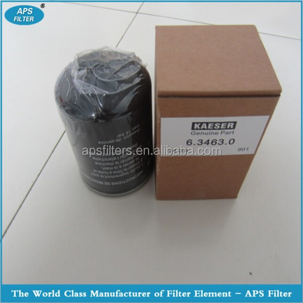 Supply Kaeser air screw compressor oil filter element 6.3463.0