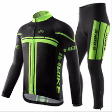 Custom Fully Sublimation Long Sleeve Triathlon Suit / Cycling Jersey