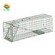 Humane Collapsible Live Catch Wild Animal Trap Cage Pest Controller Possum Bobcats Fox Cage