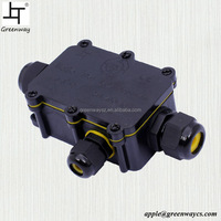 Underground Waterproof Electrical Plastic Enclosure Junction
