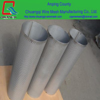 Sieve tube/ Round filter/ water well screen pipe