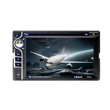 Double Din Touchscreen Bluetooth DVD/CD/MP3/USB/SD AM/FM Car Stereo