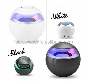AJ69 Mini Wireless Speaker Ball Shaped Hands Free Speaker Stereo Subwoofer Speaker for Smartphone Pad Tablet PC