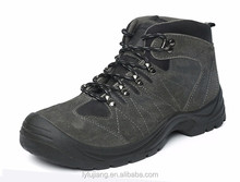 High Quality Black Steel Safety ShoesPu Outer Sole Esd