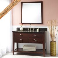 modern solid wood discount bath vanity cabinets